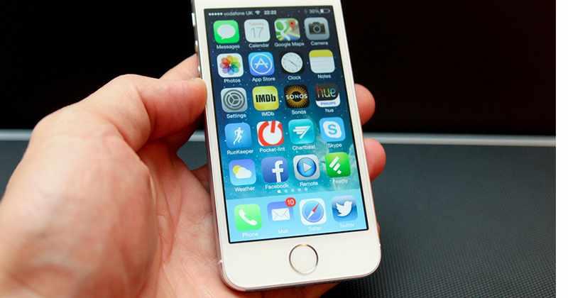 Cách kiểm tra màn hình iphone đơn giản