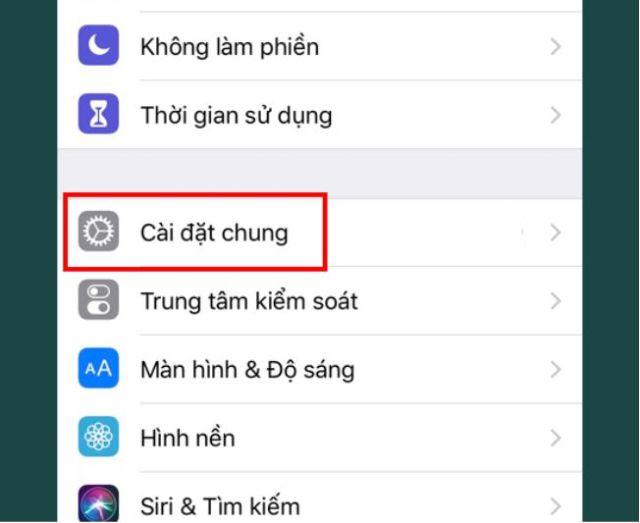khac-phuc-don-gian-loi-khong-vao-duoc-messenger -iphone
