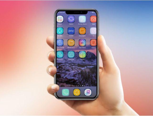 Làm thế nào để thay đổi giao diện iphone khi chưa jailbreak