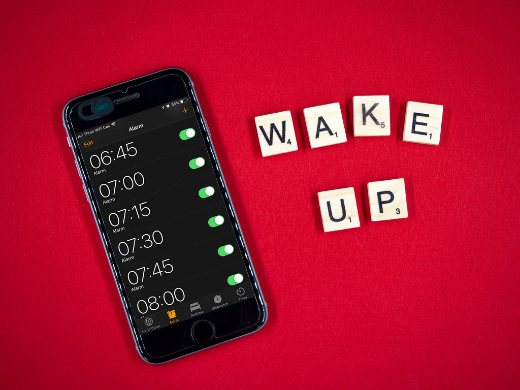 Android Alarm Not Going Off